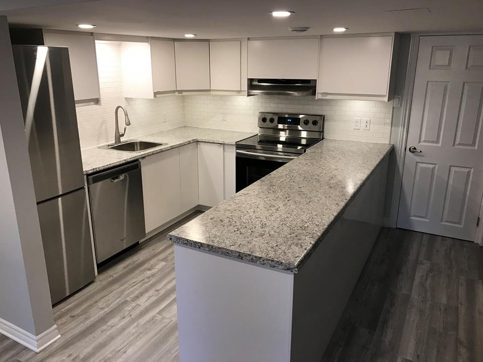 NL Renovations | general contracting & Home Renovations | home, kitchen, bathroom, windows, doors, siding, fences, decks, basement, laundry room, new builds